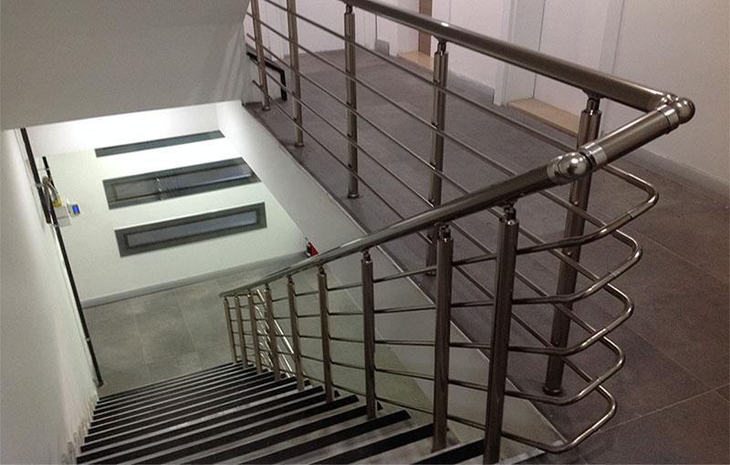 Aluminum Railing Systems – MUTSAN YAPI